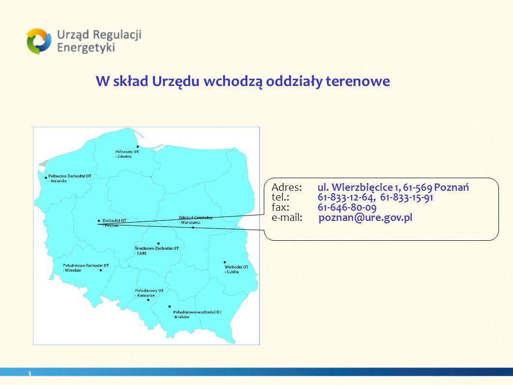 W skład Urzędu wchodzą oddziały terenowe Adres: ul. Wierzbięcice 1, 61-569 Poznań tel.: 61-833-12-64, 61-833-15-91 fax: 61-646-80-09 e-mail: poznan@ur