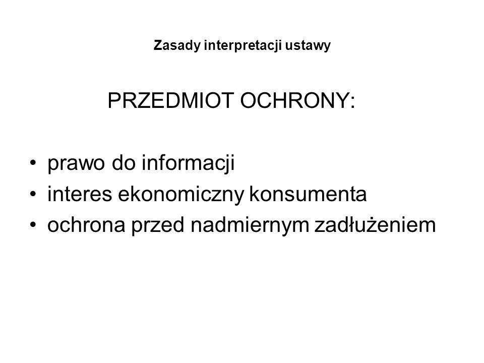 Kredyt konsumencki – obowiązki przedumowne 2.