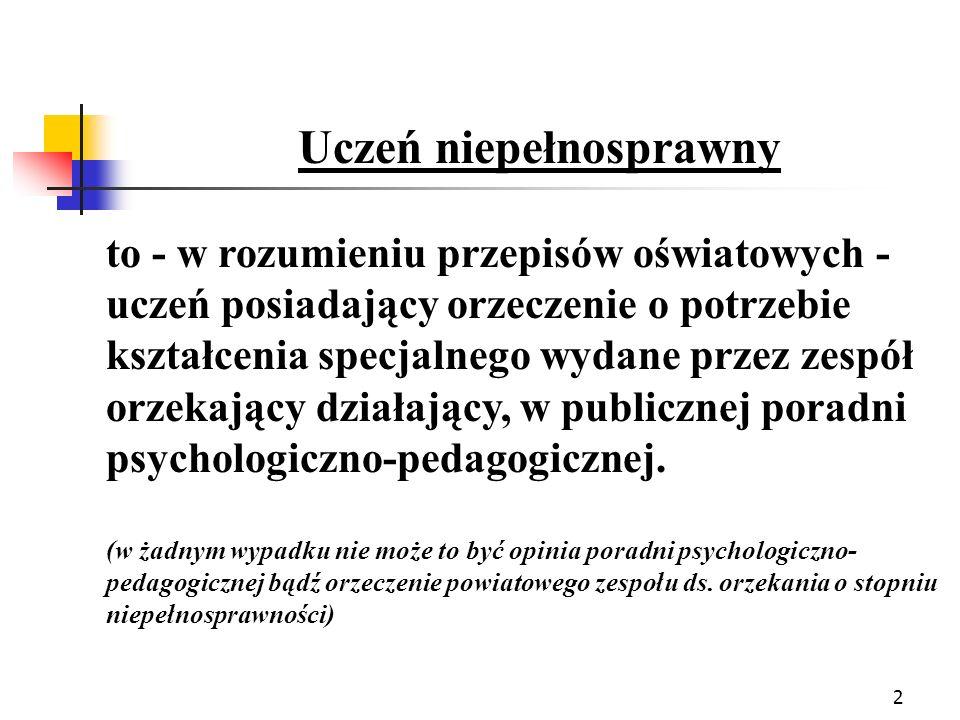 13 Rozporządzenie MEN z dnia 7 września 2004 r.