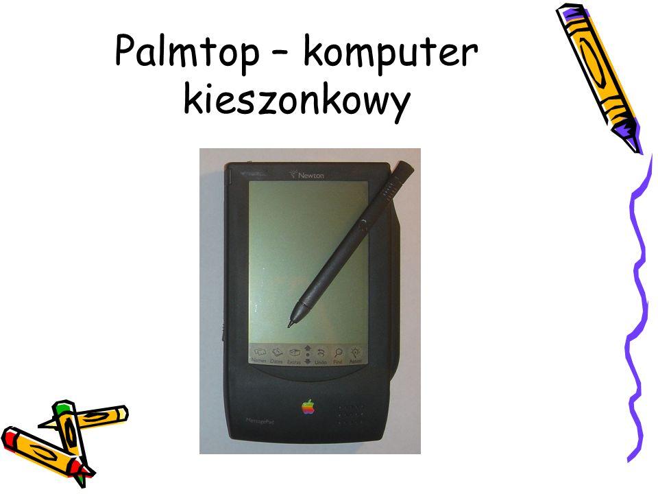 Palmtop – komputer kieszonkowy