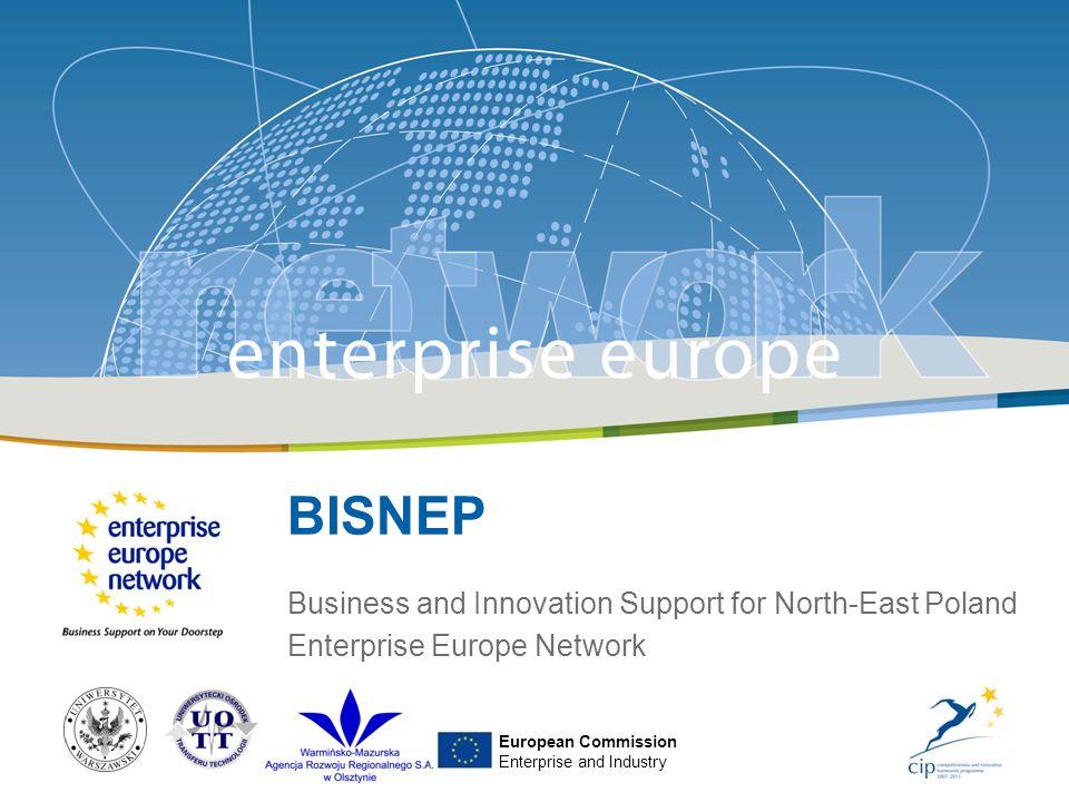 Business and Innovation Support for North-East Poland - Czerwiec 2010 r. Gdzie szukać informacji ?