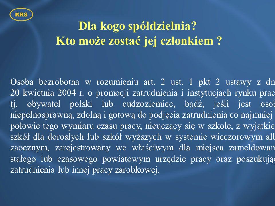 Osoby, o których mowa w art.1 ust. 2 pkt 1-4, 6 i 7 ustawy z dnia 13 czerwca 2003 r.