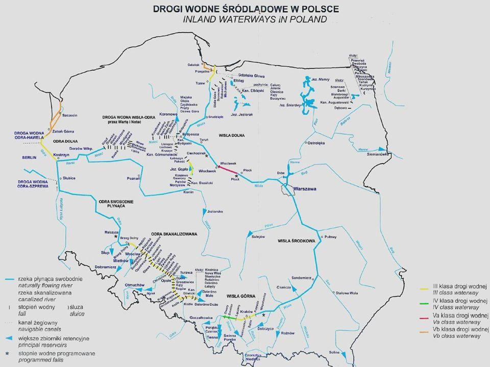 Program Odra 2006 - założenia Wieloletni program modernizacji Odrzańskiego Systemu Wodnego, przyjęty ustawą z dnia 6 lipca 2001 r.