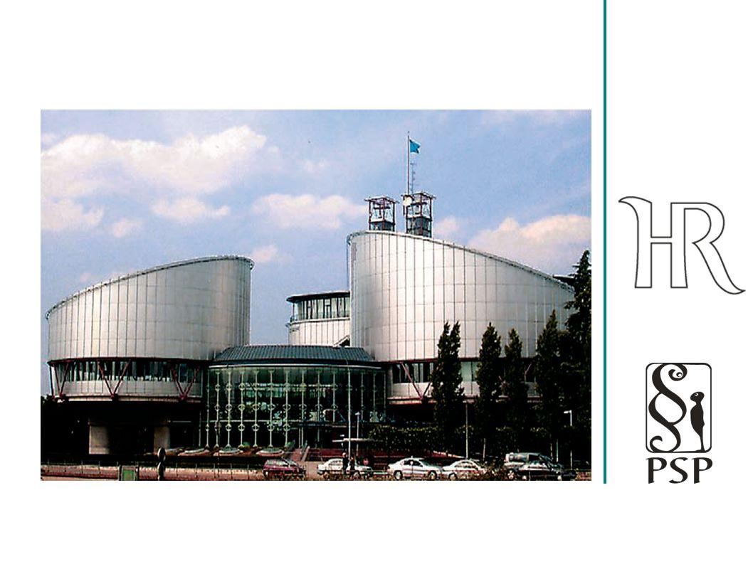 Najważniejsze sprawy - prawa kobiet - wyrok Europejskiego Trybunału Praw Człowieka z 20 marca 2007 r.
