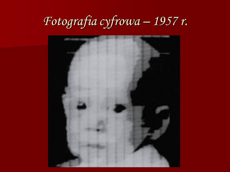 Fotografia cyfrowa – 1957 r.
