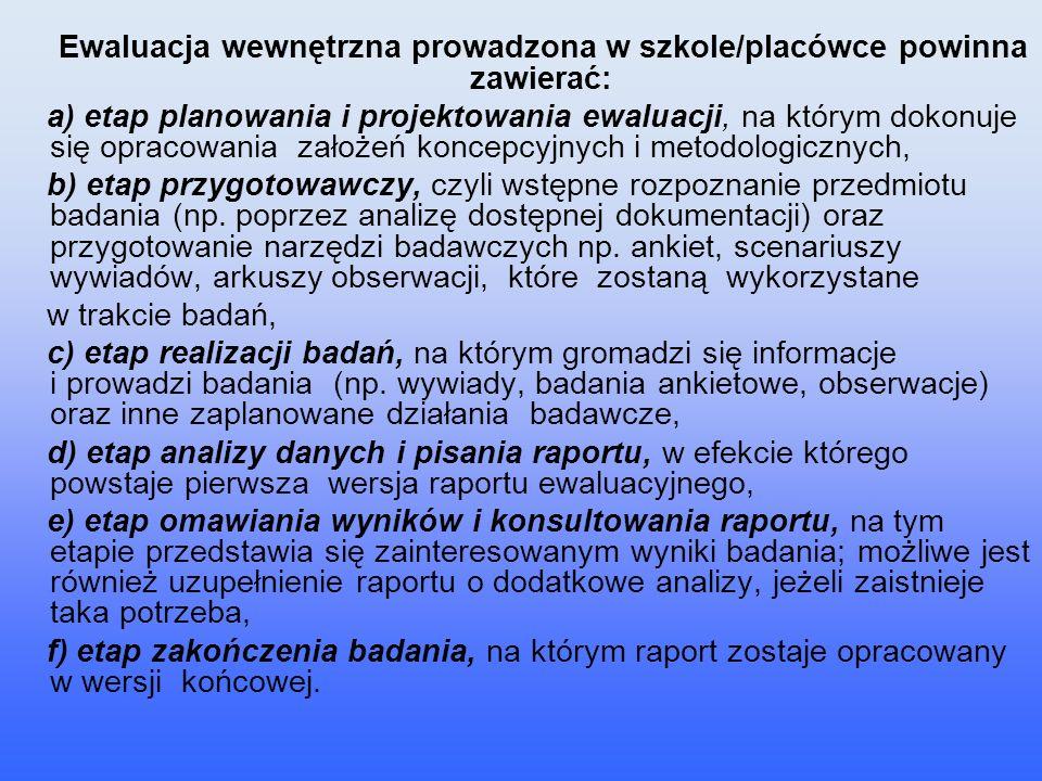 W rozporządzeniu Ministra Edukacji Narodowej z dnia 7 października 2009 r.