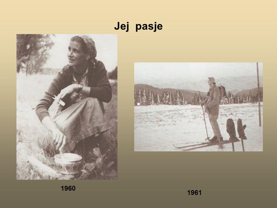 Jej pasje 1961 1960