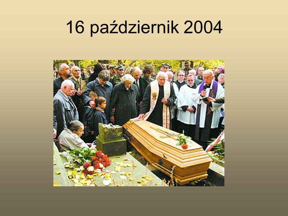 16 październik 2004