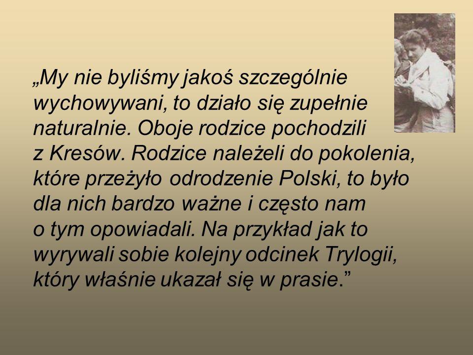Maryla i Tomasz Ślub wzięli w kwietniu 1957 r Tomasz: Mógłbym wyłącznie ją chwalić.
