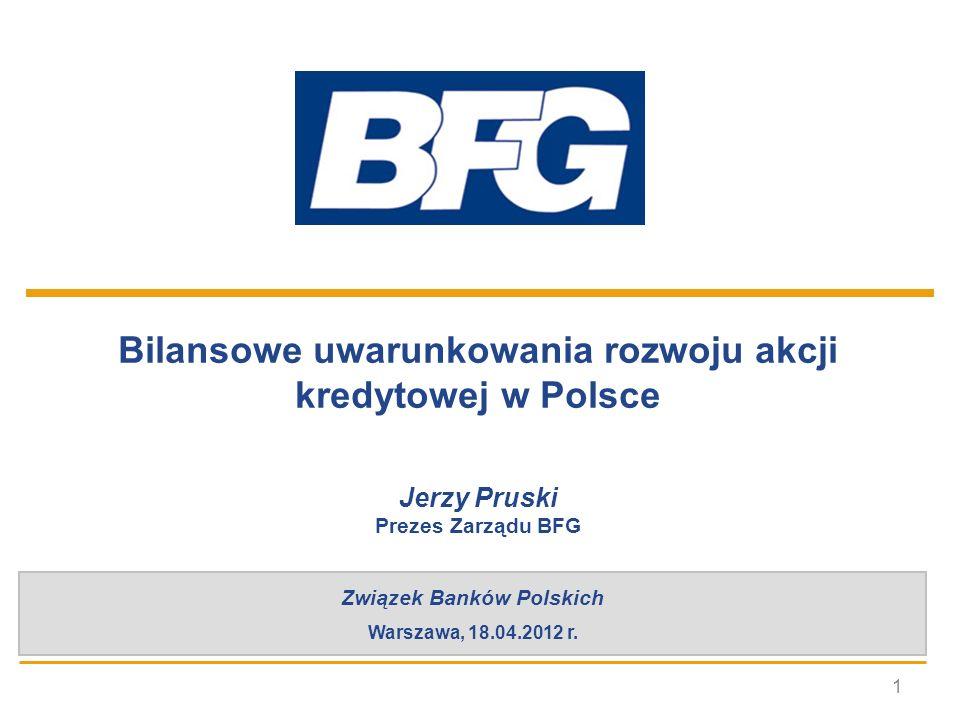 Kredyty w polskim sektorze bankowym 2
