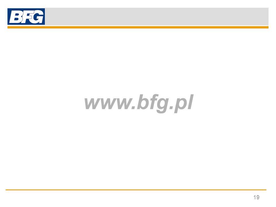 19 www.bfg.pl