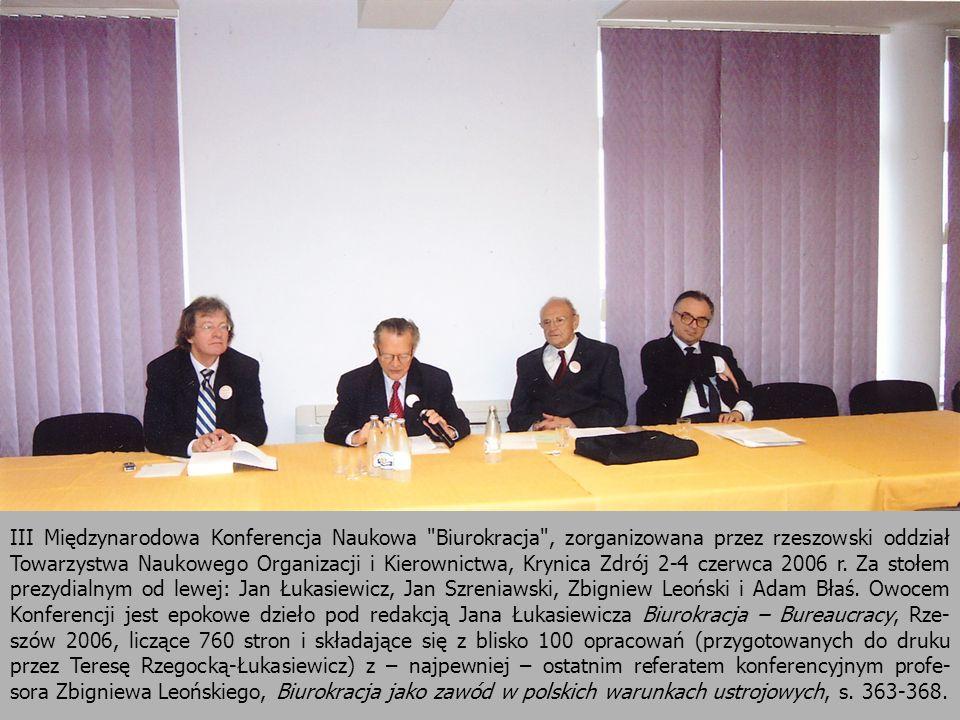 III Międzynarodowa Konferencja Naukowa