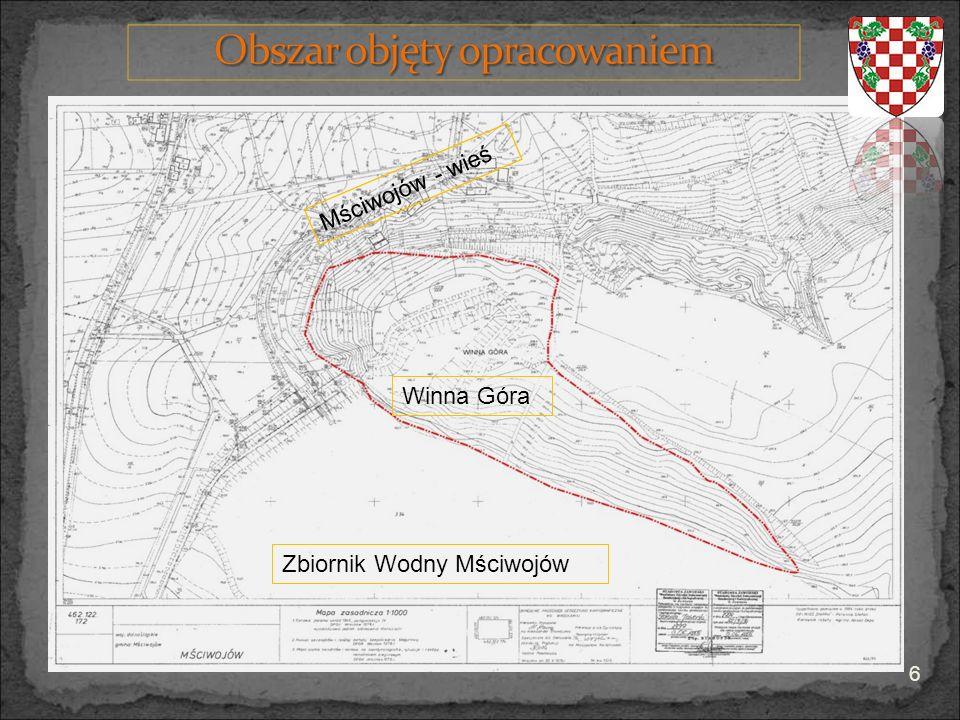 6 Mściwojów - wieś Zbiornik Wodny Mściwojów
