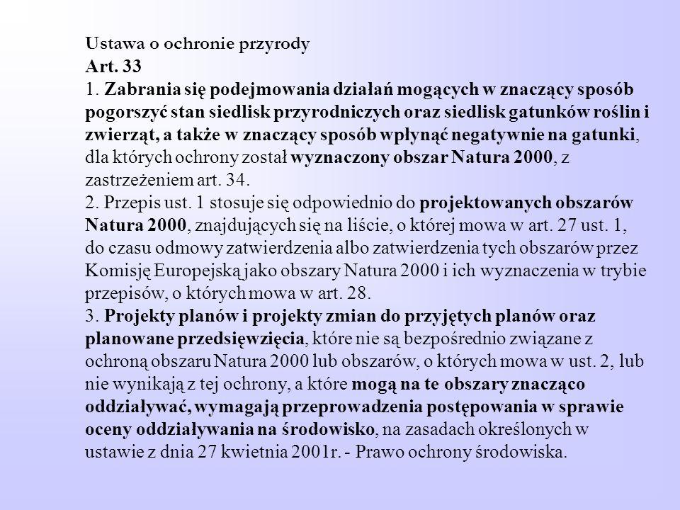 Art.34 ustawy o ochronie przyrody 1.