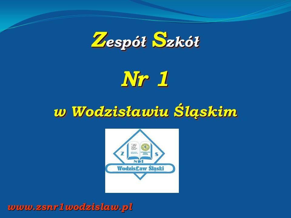Szko ł a Podstawowa nr9 Gimnazjum nr 4 Szko ł a Podstawowa nr9 Gimnazjum nr 4 www.zsnr1wodzislaw.pl