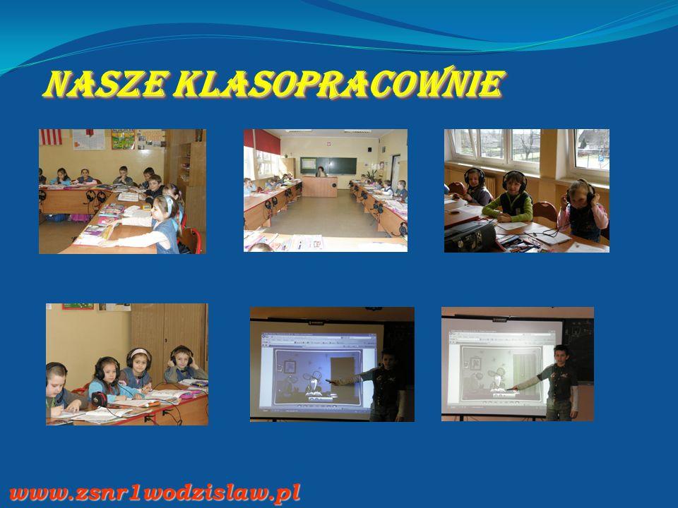 Oferujemy Ci: dwa centra multimedialne dwa centra multimedialne www.zsnr1wodzislaw.pl