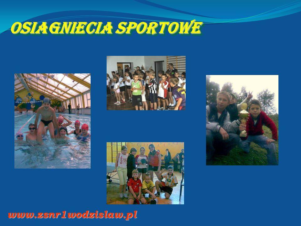 Oferujemy Ci: salę gimnastyczną salę gimnastyczną www.zsnr1wodzislaw.pl