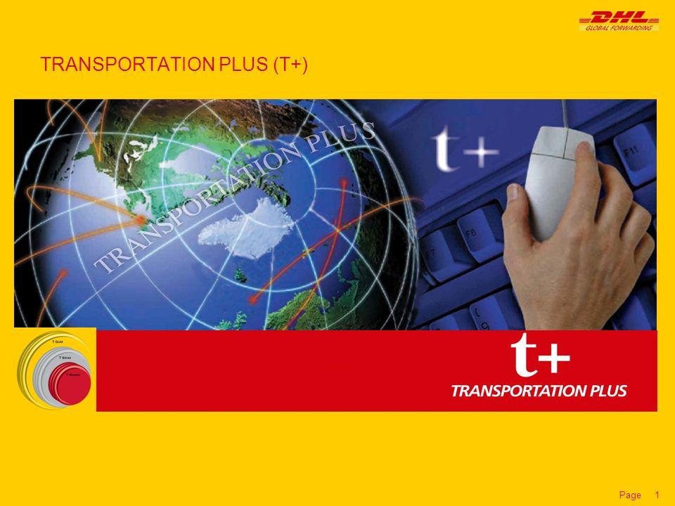 Page2 ZARYS Transportation Plus to standardowy serwis oferujący stały dostęp do statusu przesyłek, awizacji i raportów oferowany w ramach transportu morskiego oraz lotniczego.