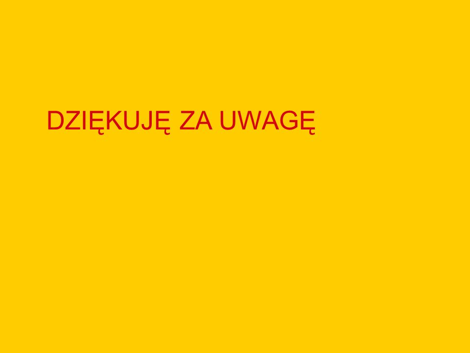 Page20 DZIĘKUJĘ ZA UWAGĘ