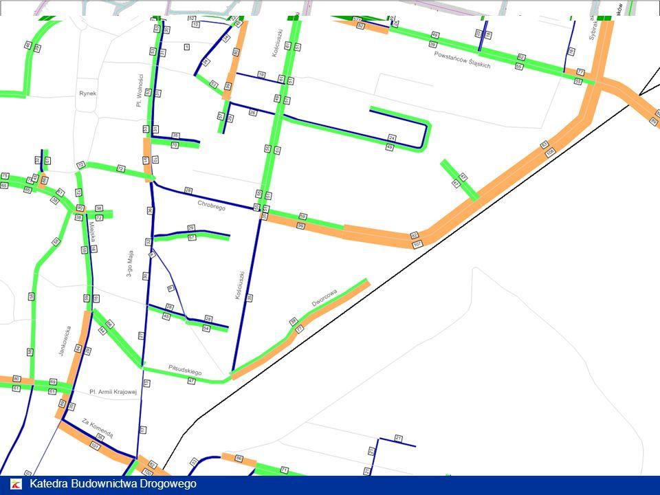 Wariant 7 – etap 2 - wprowadzenie dwóch kierunków ruchu na ulicy Jankowickiej, budowa ronda na skrzyżowaniach ulic: Jankowicka-Reymonta-Pl.Armii Krajowej, modernizacja ul.