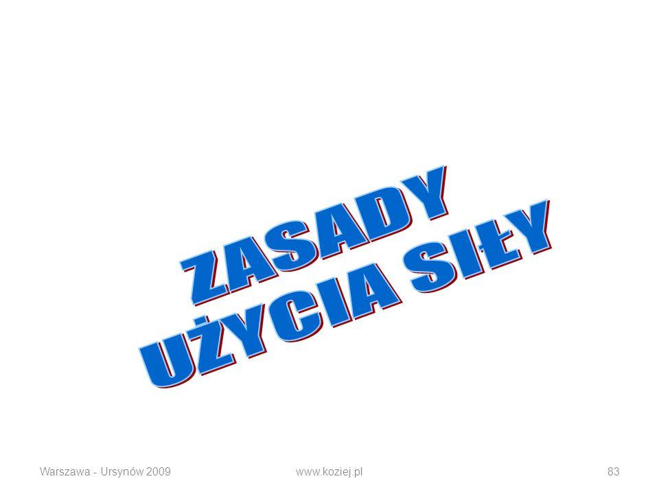 Warszawa - Ursynów 200983www.koziej.pl
