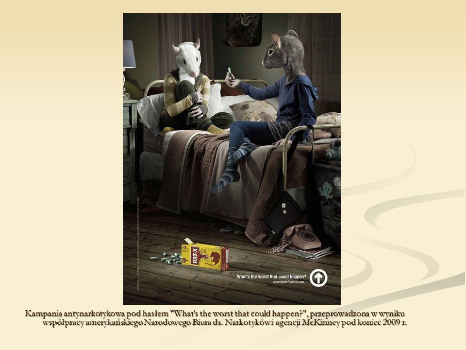 Kampania antynarkotykowa pod hasłem