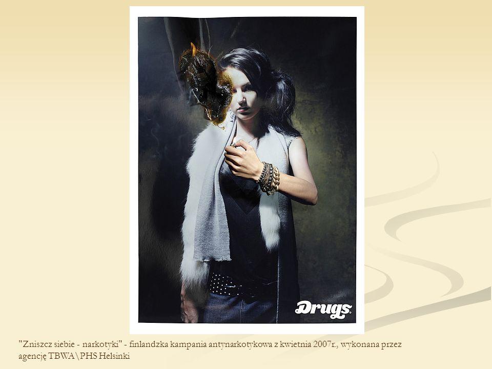 Kanadyjska kampania organizacji MADD - Mothers against drunk driving z2005 r., przeciwko jeździe po wypiciu alkoholu lub zażyciu narkotyków Kanadyjska kampania organizacji MADD - Mothers against drunk driving z2005 r., przeciwko jeździe po wypiciu alkoholu lub zażyciu narkotyków