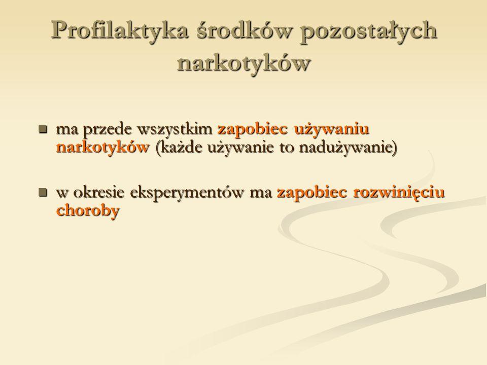 Systemowe oddziaływania profilaktyczne w szkole - przykład- Profilaktyka w szkole Profilaktyka uzależnień Uzależnieniom – NIE.