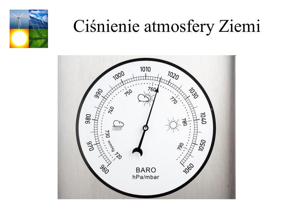 Ciśnienie atmosfery Ziemi