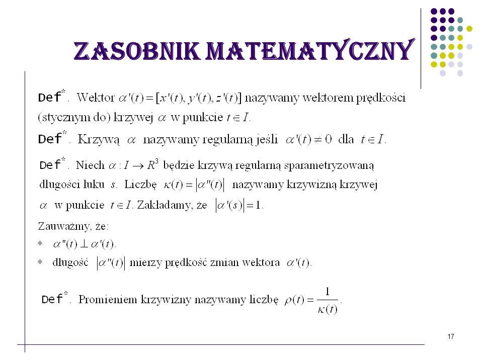 17 Zasobnik matematyczny