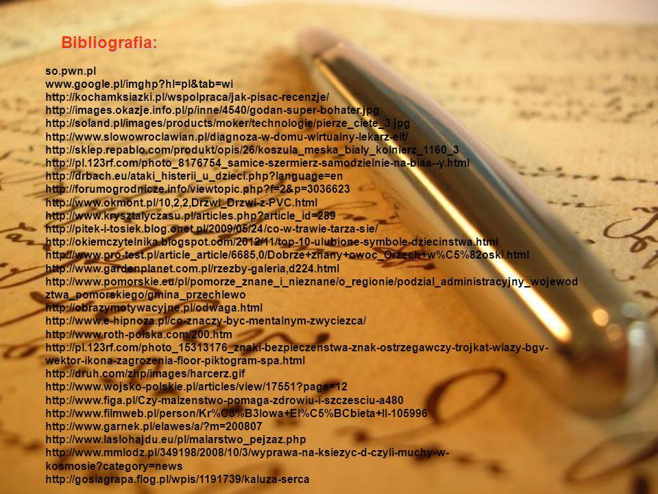 so.pwn.pl www.google.pl/imghp?hl=pl&tab=wi http://kochamksiazki.pl/wspolpraca/jak-pisac-recenzje/ http://images.okazje.info.pl/p/inne/4540/godan-super