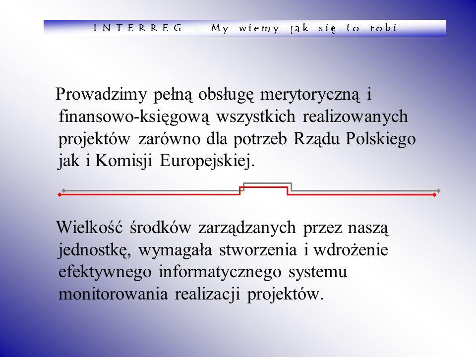 Prowadzimy pełną obsługę merytoryczną i finansowo-księgową wszystkich realizowanych projektów zarówno dla potrzeb Rządu Polskiego jak i Komisji Europe