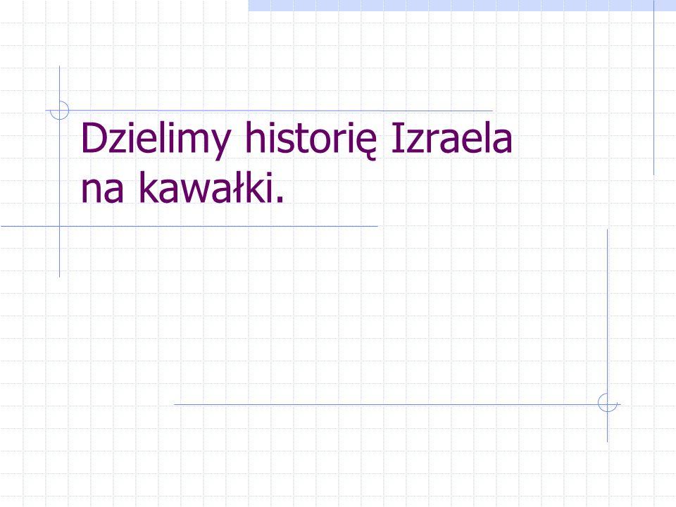 Syjonizm (2/2) Napięcia w społeczności żydowskiej orientalni - napływowi aszkenazyjscy - sefardyjscy idisz - hebrajski - arabski komunizm - socjalizm - klasa średnia – posiadacze religijni - zeświedczenie - Napięcia w kraju Żydzi - Brytyjczycy Żydzi - Arabowie Rola języka hebrajskiego - Eliezer ben Jehuda Rola instytucji kibucu i moszawu