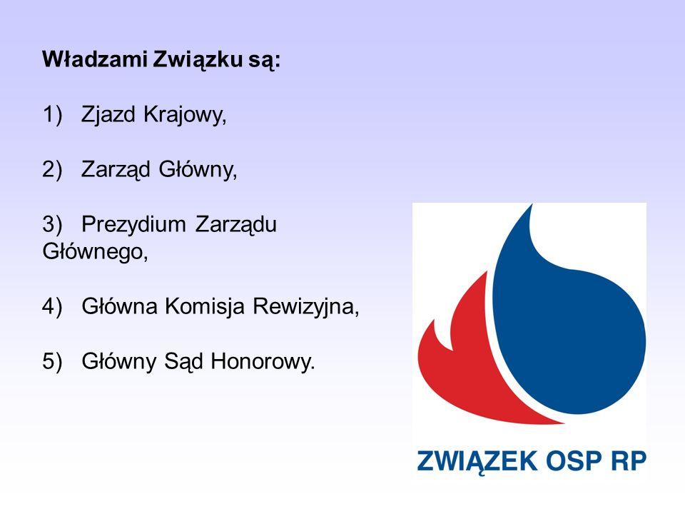 Członkowie Związku dzielą się na: członków zwyczajnych i członków wspierających. Członkami zwyczajnymi są OSP oraz inne osoby prawne nie mające celów