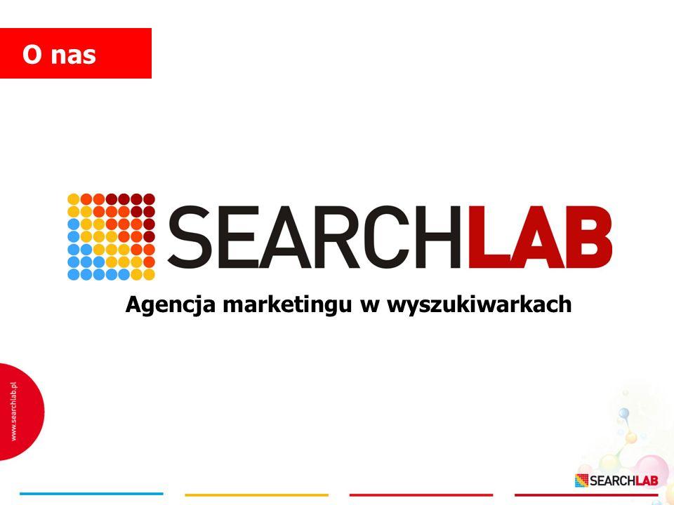O nas Agencja marketingu w wyszukiwarkach