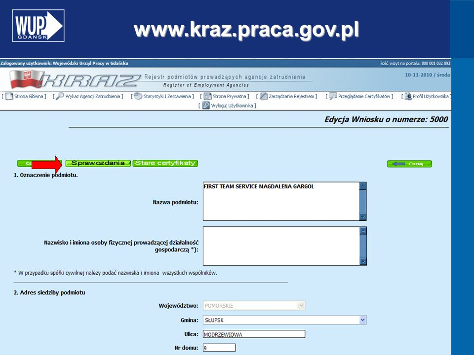 16 www.kraz.praca.gov.pl