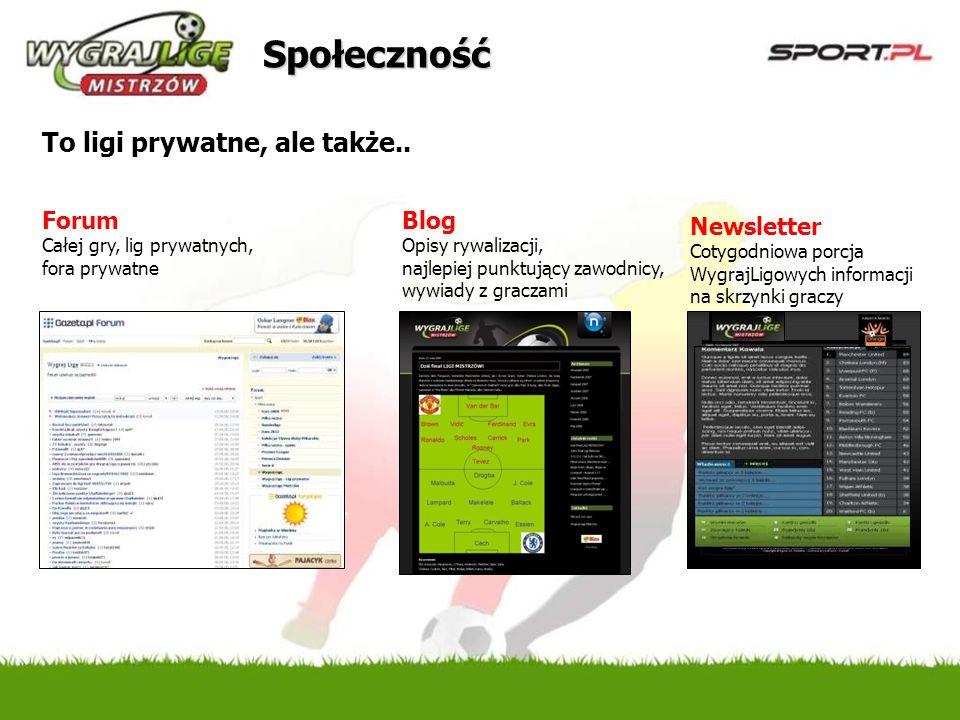 Partner serwisu Obecność w SMSach Gracze dokonując zmian w składzie, ustawieniu drużyny wysyłają SMSy dostając potwierdzenia dokonania zmian.
