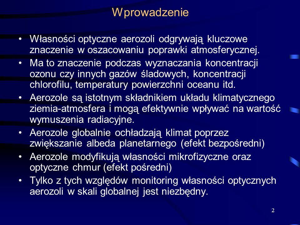 3 11/11/2013 Krzysztof Markowicz kmark@igf.fuw.edu.pl Zanieczyszczenia atmosfery zwane inaczej aerozolami to małe cząstki stałe lub ciekłe powstające w sposób naturalny oraz w wyniku działalności gospodarczej człowieka.