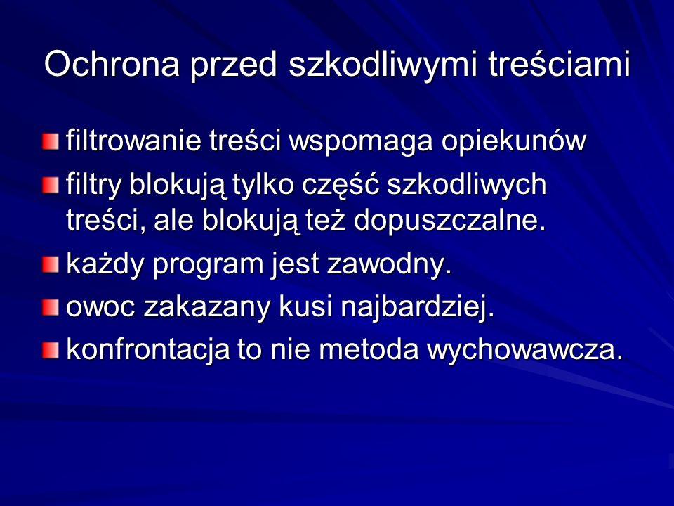 Pornografia dziecięca w sieci Handel pornografią dziecięcą przynosi zyski większe niż handel narkotykami Niewiele polskich stron, brak stron komercyjnych w Polsce W Polsce 18.000 zapytań miesięcznie o pornografię dziecięcą w wyszukiwarce – wg badań Kidprotect.pl i Onet.pl