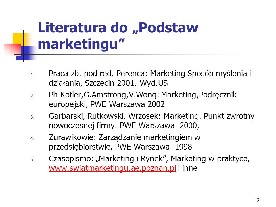 13 Elementy marketingu mix....