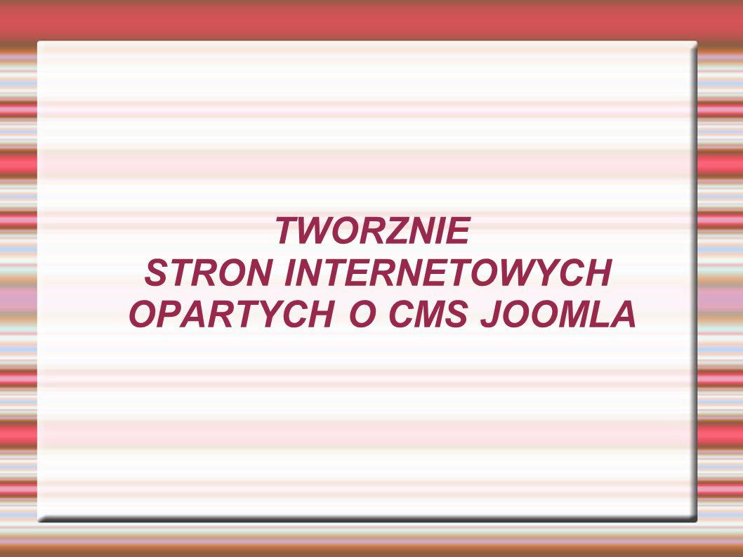 Instalacja Joomla na hostingu cba.pl cd.14. Wybieramy wersję językową i klikamy dalej 15.