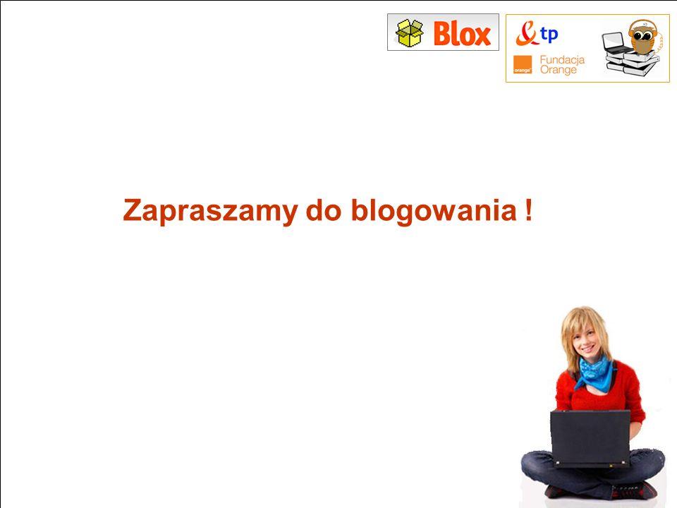 Z poniższej prezentacji dowiesz się… Co to są blogi.