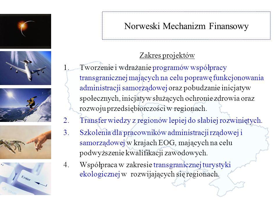 Przewidziane działania w projekcie: Działanie 1 Analiza potencjału innowacyjnego 4 regionów ukraińskich Działanie 2 Strategia współpracy trans-granicznej w obszarze innowacji.