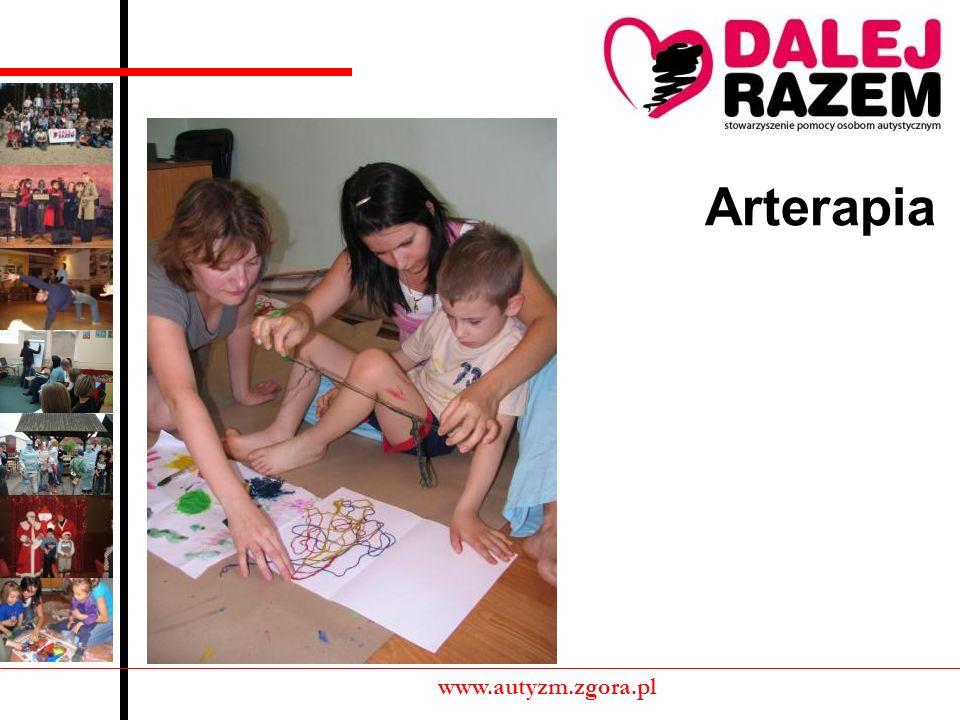 Arterapia www.autyzm.zgora.pl