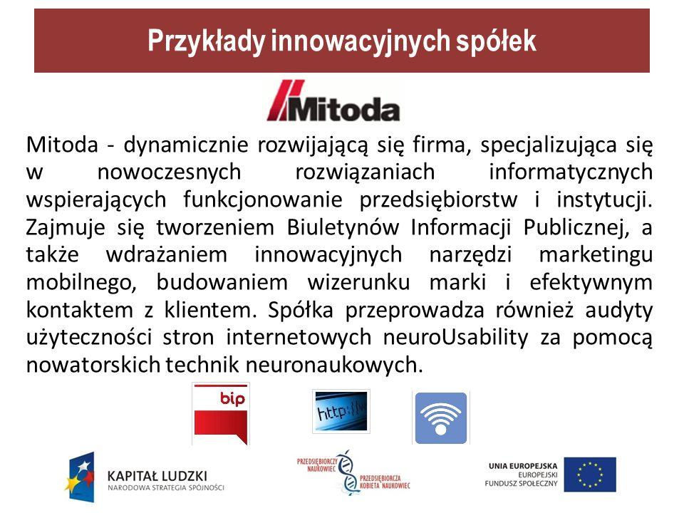 Mitoda - dynamicznie rozwijającą się firma, specjalizująca się w nowoczesnych rozwiązaniach informatycznych wspierających funkcjonowanie przedsiębiorstw i instytucji.