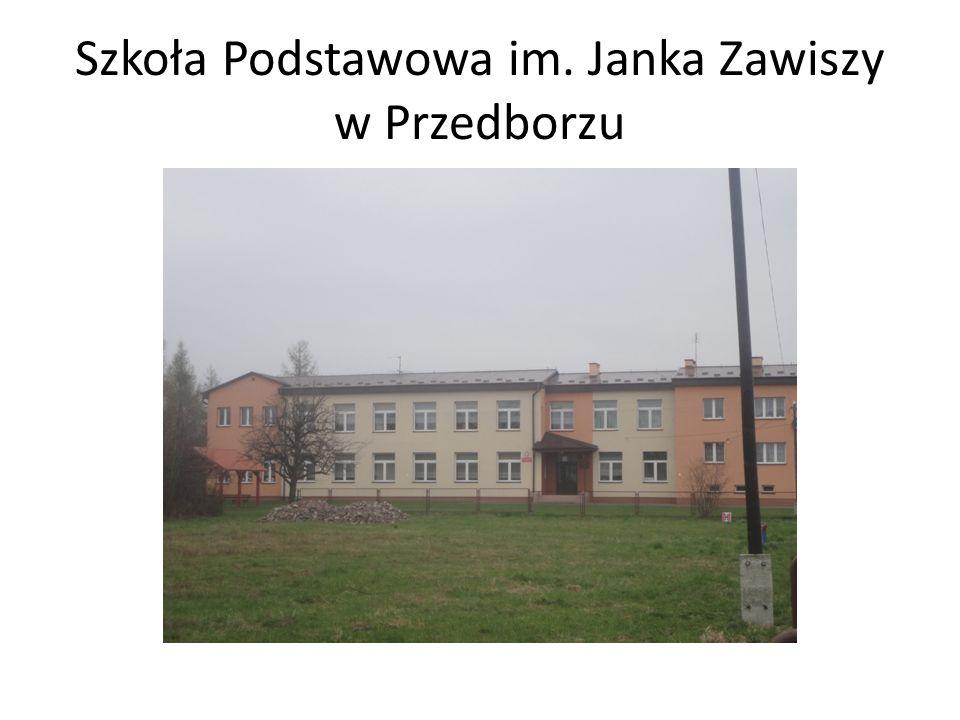 Szkoła Podstawowa im. Janka Zawiszy w Przedborzu