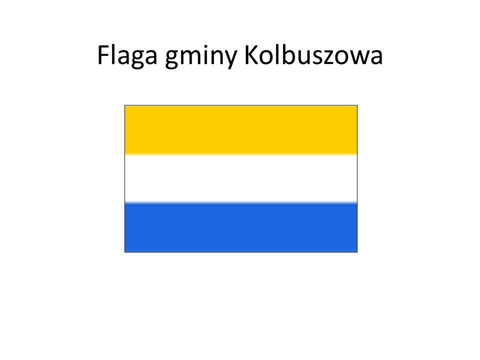 Flaga gminy Kolbuszowa