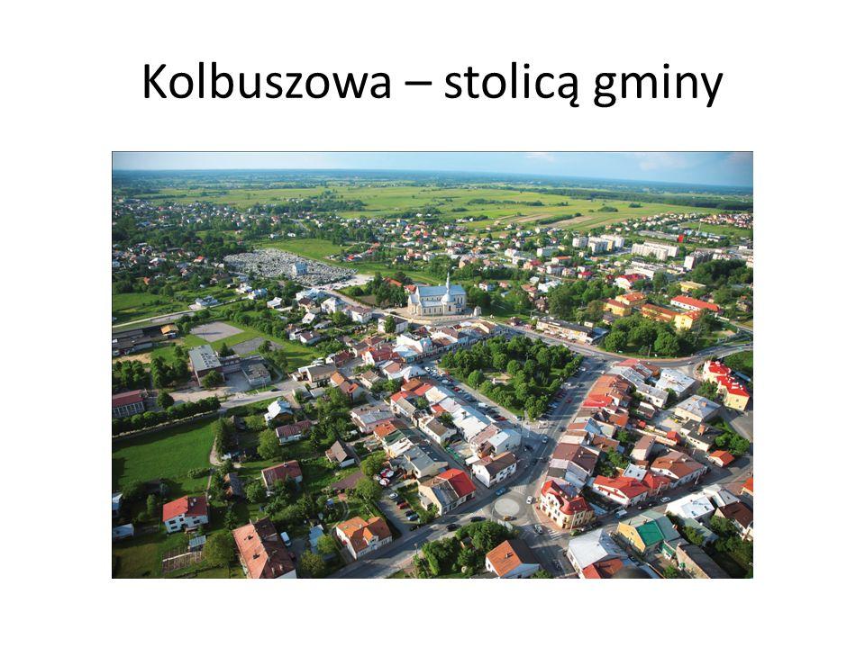 Kolbuszowa – stolicą gminy