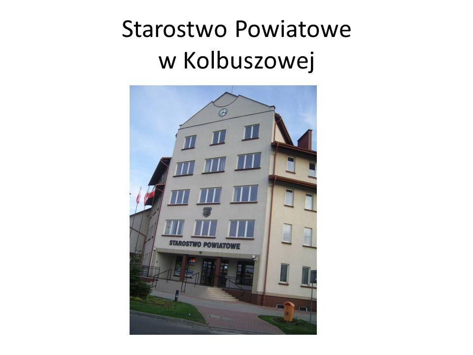 Starostwo Powiatowe w Kolbuszowej