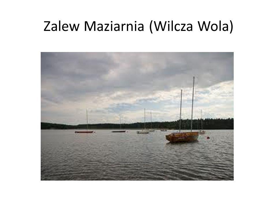 Zalew Maziarnia (Wilcza Wola)